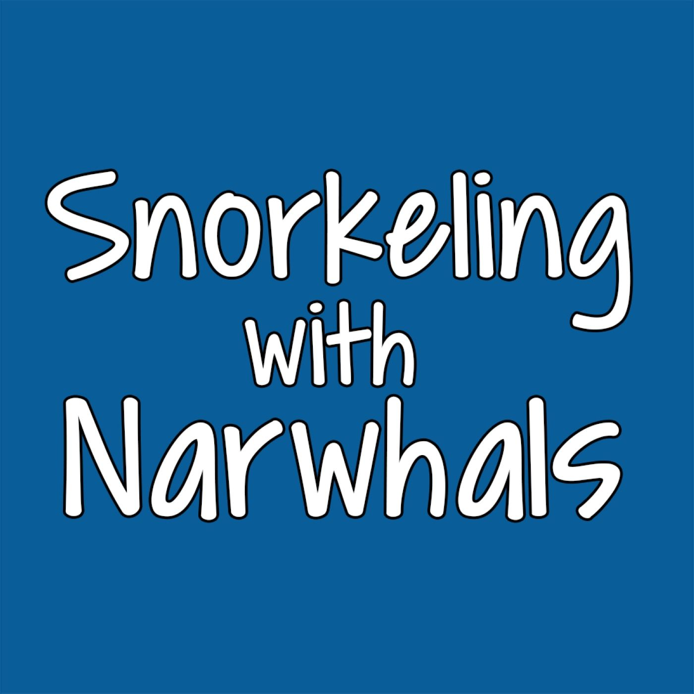 Snorkeling With Narwhals